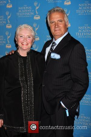 Susan Flannery and John Mccook