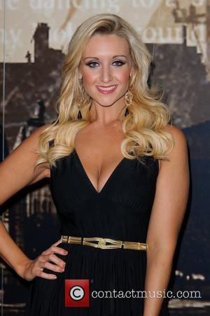 Catherine Tyldesley Crime Thriller Awards at the Grosvenor Hotel London, England - 07.10.11