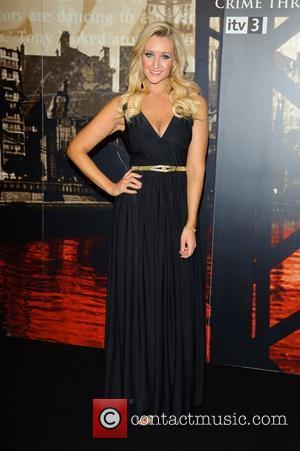 Catherine Tyldesley Crime Thriller Awards at the Grosvenor Hotel London, England - 07.10.11