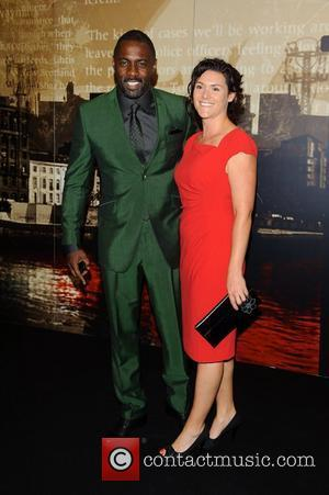 Idris Elba and Guest Crime Thriller Awards at the Grosvenor Hotel London, England - 07.10.11