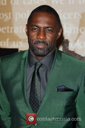 Idris Elba Crime Thriller Awards at the Grosvenor Hotel London, England - 07.10.11
