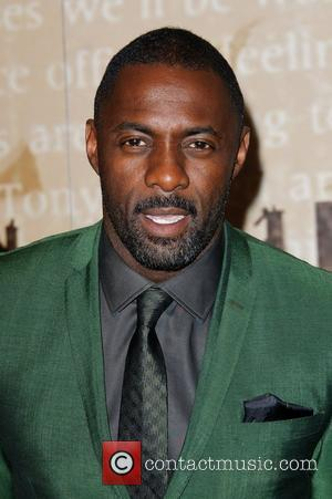 Idris Elba Crime Thriller Awards at the Grosvenor Hotel London, England - 07.10.11
