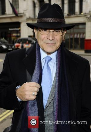 David Suchet The Critics Circle Theatre Awards held at the Prince of Wales Theatre London, England - 25.01.11