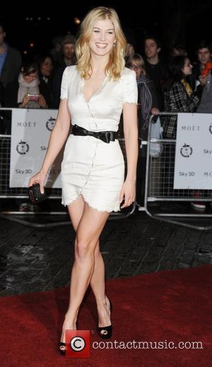 Rosamund Pike  The London Critics' Circle Film Awards held at the BFI Southbank - Arrivals.  London, England -...