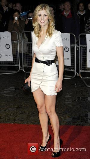 Rosamund Pike  The London Critics' Circle Film Awards held at the BFI Southbank - Arrivals. London, England - 10.02.11