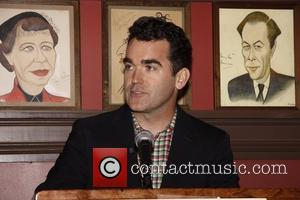 Brian d'Arcy James The 61st Annual Outer Critics Circle Theatre Awards held at Sardi's Restaurant - Inside New York City,...