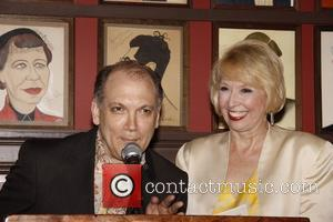 Charles Busch and Julie Halston The 61st Annual Outer Critics Circle Theatre Awards held at Sardi's Restaurant - Inside New...