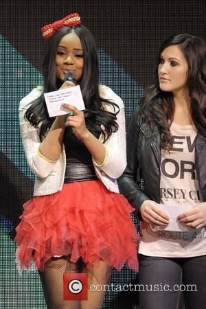 Reema Major and Alyssa Reid  2011 Canadian Radio Music Awards held at the Fairmont Royal Hotel Toronto, Canada -...
