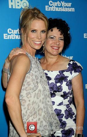 Cheryl Hines and Susie Essman
