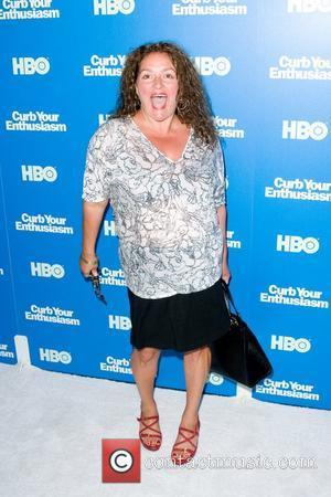 Aida Turturro Screening of the new season of the 'Curb Your Enthusiasm' - Arrivals New York City, USA - 06.07.11