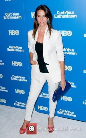 Amy Landecker Screening of the new season of the 'Curb Your Enthusiasm' - Arrivals New York City, USA - 06.07.11