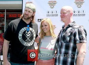 Tyler Mane and Derek Mears
