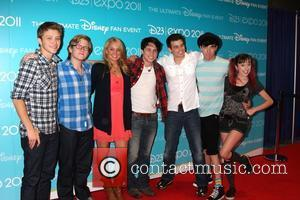 Tiffany Thornton and Sterling Knight