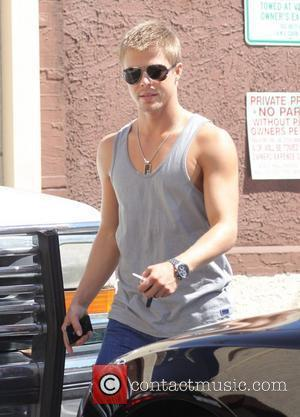Derek Hough  leaving rehearsals for 'Dancing With the Stars' Los Angeles, California - 10.09.11