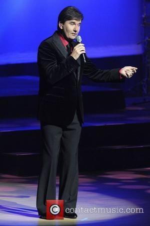 Daniel O'Donnell  performs on stage at the Roy Thomson Hall Toronto, Canada - 27.5.11