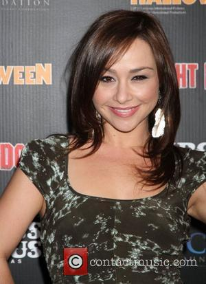 Danielle Harris makes a special appearance at Fright Dome at Circus Circus Hotel and Casino Las Vegas, Nevada - 14.10.11