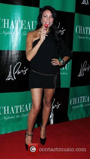 Danielle Staub Danielle Staub hosts at Chateau Nightclub and Garden at Paris Hotel and Casino  Las Vegas, Nevada -...
