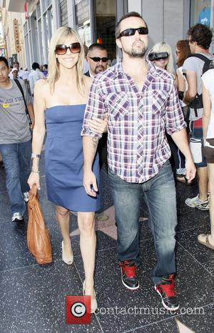 Kaitlin Olson and Rob McElhenney Danny DeVito is honoured with a star on the Hollywood Walk of Fame, held on...