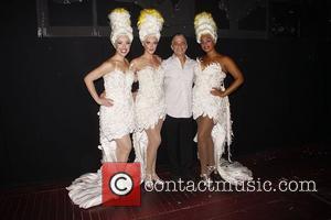 Tony Danza and Anastacia