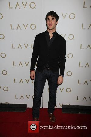 Glee, Darren Criss and Las Vegas