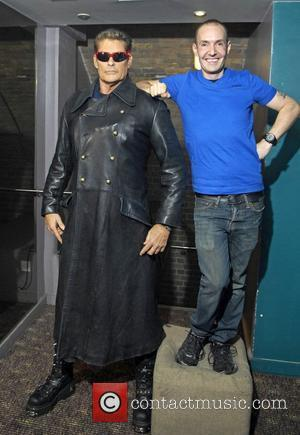 David Hasselhoff and G-A-Y owner Jeremy Joseph  appearing at G-A-Y London, England - 20.08.11