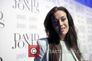Megan Gale David Jones Spring/Summer 2011 Season Launch at the Royal Hall of Industries, Moore Park  Sydney, Australia -...