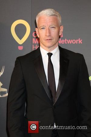 Anderson Cooper Daytime Emmy Awards at the Hilton Hotel and Casino - Red Carpet  Las Vegas, Nevada - 19.06.11