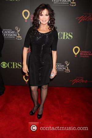 Marie Osmond Daytime Emmy Awards at the Hilton Hotel and Casino - Red Carpet  Las Vegas, Nevada - 19.06.11