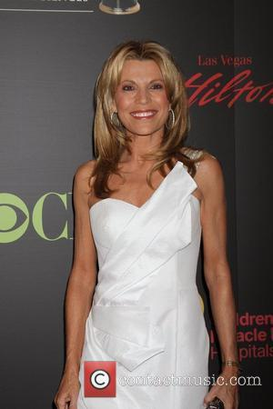 Vanna White Daytime Emmy Awards at the Hilton Hotel and Casino - Red Carpet  Las Vegas, Nevada - 19.06.11
