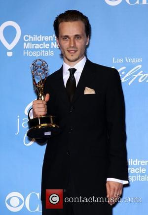 Jonathan Jackson Daytime Emmy Awards Press Room at Hilton Hotel and Casino  Las Vegas, Nevada - 19.06.11