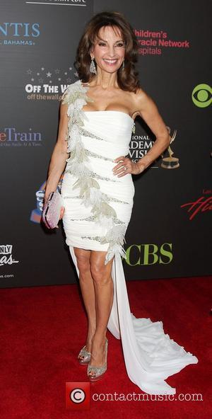 Susan Lucci,  arriving at the Daytime Emmy Awards at the Hilton Hotel and Casino - Red Carpet. Las Vegas,...