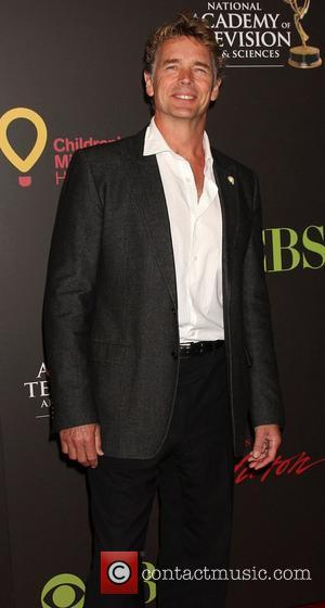 John Schneider,  arriving at the Daytime Emmy Awards at the Hilton Hotel and Casino - Red Carpet. Las Vegas,...