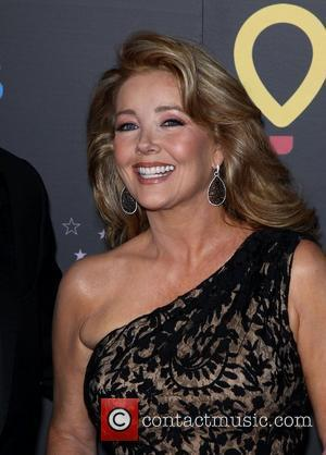 Melody Thomas Scott Daytime Emmy Awards at the Hilton Hotel and Casino - Red Carpet Las Vegas, Nevada - 19.06.11