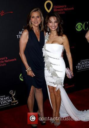 Meredith Vieira and Susan Lucci
