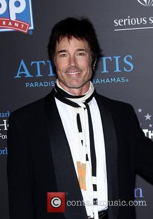 Ronn Moss Daytime Emmy Awards at the Hilton Hotel and Casino - Red Carpet Las Vegas, Nevada - 19.06.11