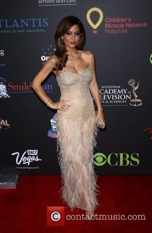 Lisa LoCicero Daytime Emmy Awards at the Hilton Hotel and Casino - Red Carpet Las Vegas, Nevada - 19.06.11