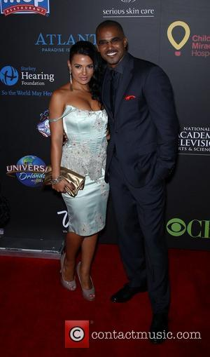 Shemar Moore Daytime Emmy Awards at the Hilton Hotel and Casino - Red Carpet Las Vegas, Nevada - 19.06.11