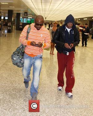 Omar Epps and Marlon Wayans