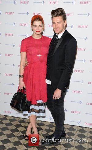 Henry Holland and Pixie Geldof