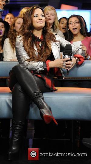 Demi Lovato Marks Rehab Anniversary With Big Baseball Gig