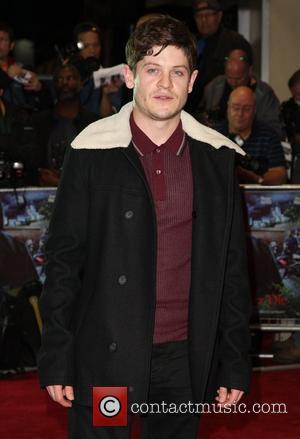 Iwan Rheon 'Demons Never Die' UK film premiere held at the Odeon West End - Arrivals London, England - 10.10.11