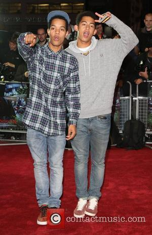Rizzle Kicks and Odeon West End