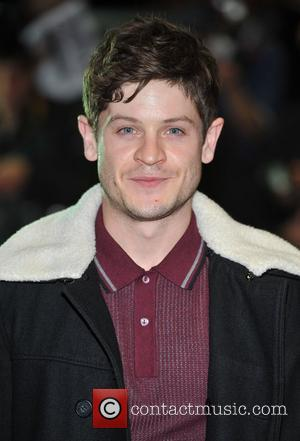 Iwan Rheon UK film premiere of 'Demons Never Die' held at the Odeon West End - Arrivals London, England -...