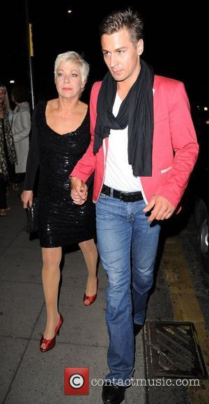 Denise Welch and Dancing On Ice
