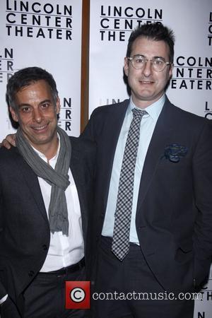 Joe Mantello and Jon Robin Baitz