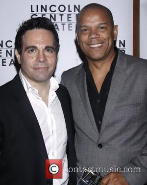Mario Cantone and Jerry Dixon Opening night after party for the Lincoln Center production of 'Other Desert Cities' held at...