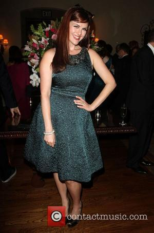 Sara Rue The Designs For the Cure Gala to benefit Susan G. Komen Los Angeles, held at Bel-Air Bay Club...