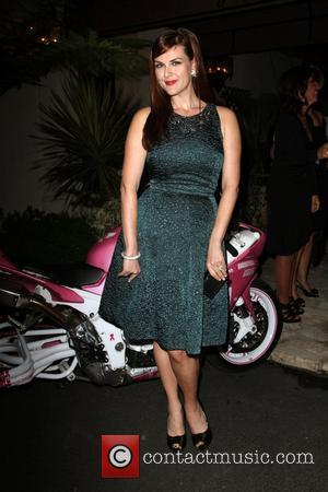 Sara Rue The Designs For the Cure Gala to benefit Susan G. Komen Los Angeles held at Bel-Air Bay Club...