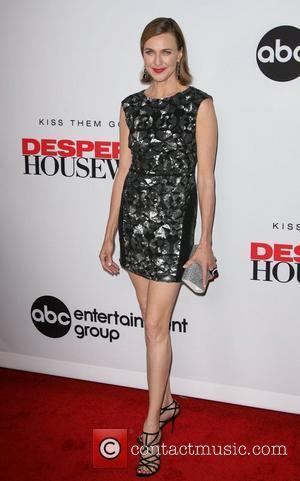 Brenda Strong 'Desperate Housewives' Final Season Kick-Off Party held at Wisteria Lane in Universal Studios Los Angeles, California - 21.09.11