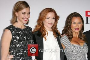 Brenda Strong, Kate Walsh and Vanessa Williams